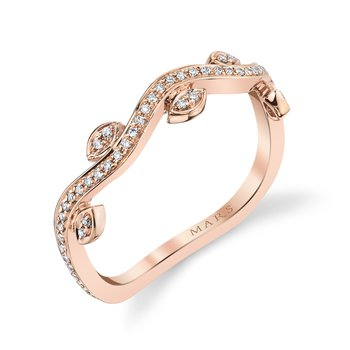 MARS 26603 Fashion Ring, 0.12 Ctw.