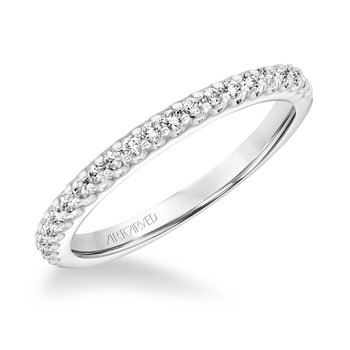 ArtCarved Emme Wedding Band