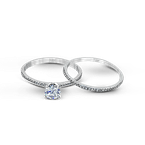 Zeghani ZR105 WEDDING SET