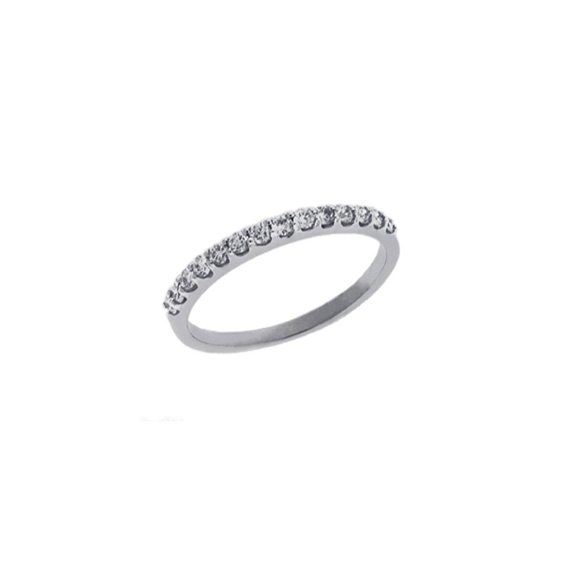 S. Kashi & Sons Bridal Prong Set Diamond Band
