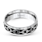 Simon G LG207 MEN RING
