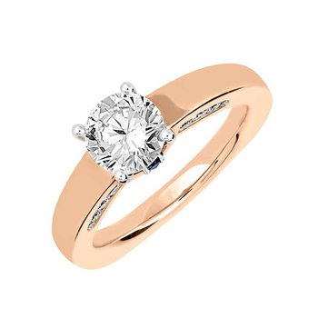 Bridal Ring-RE12653RW10R
