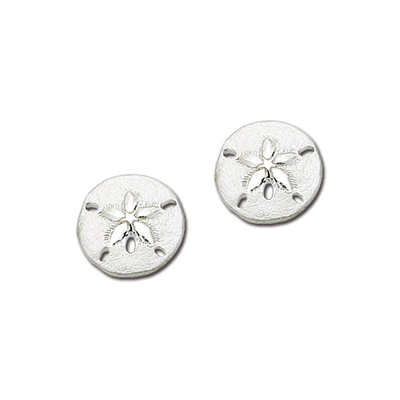 Lestage SE5630_SANDDOLLAR EARRINGS