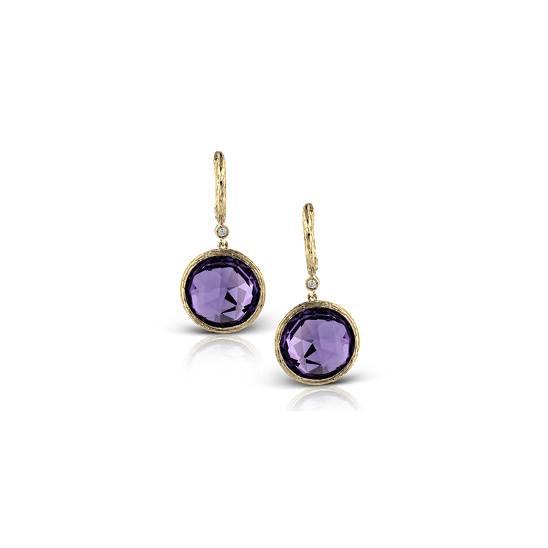 Zeghani ZE334 COLOR EARRING