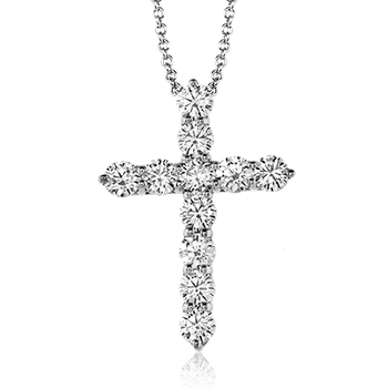 ZP291 CROSS PENDANT
