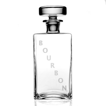 Lillian Square Decanter - BOURBON