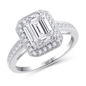 14K 0.34Ct Diam Ring