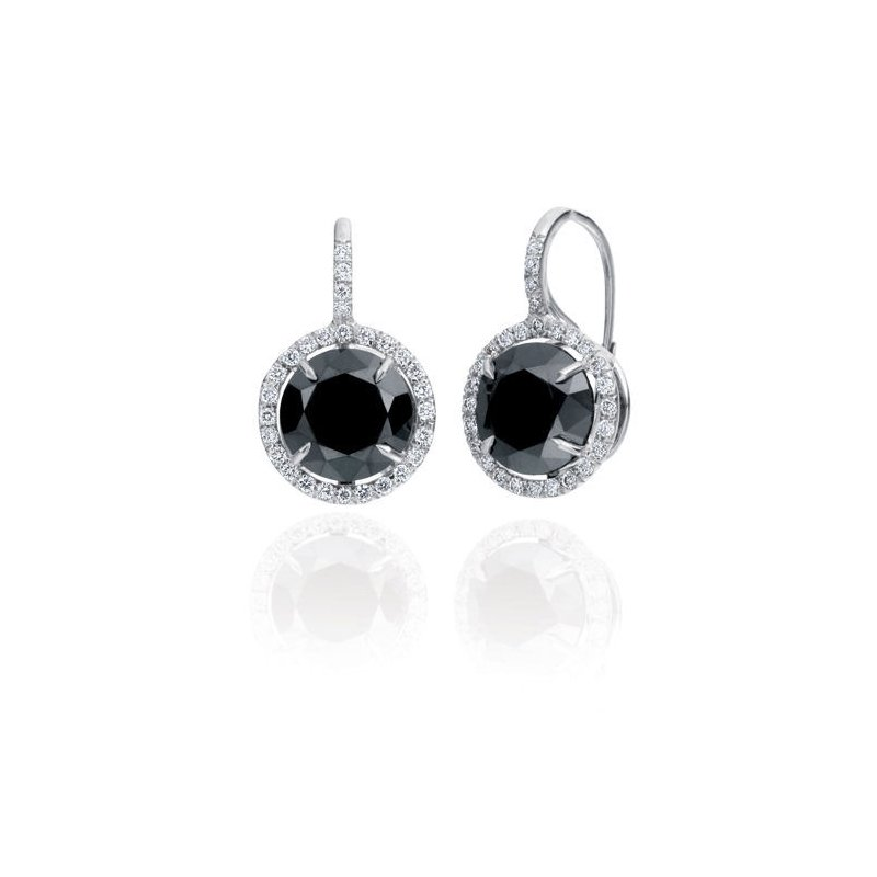 C&R Diamonds DXE087-BLACK-BR