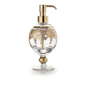 Gold Soap Pump