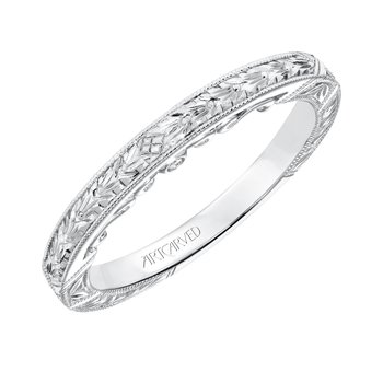 Artcarved Eleanor Wedding Band