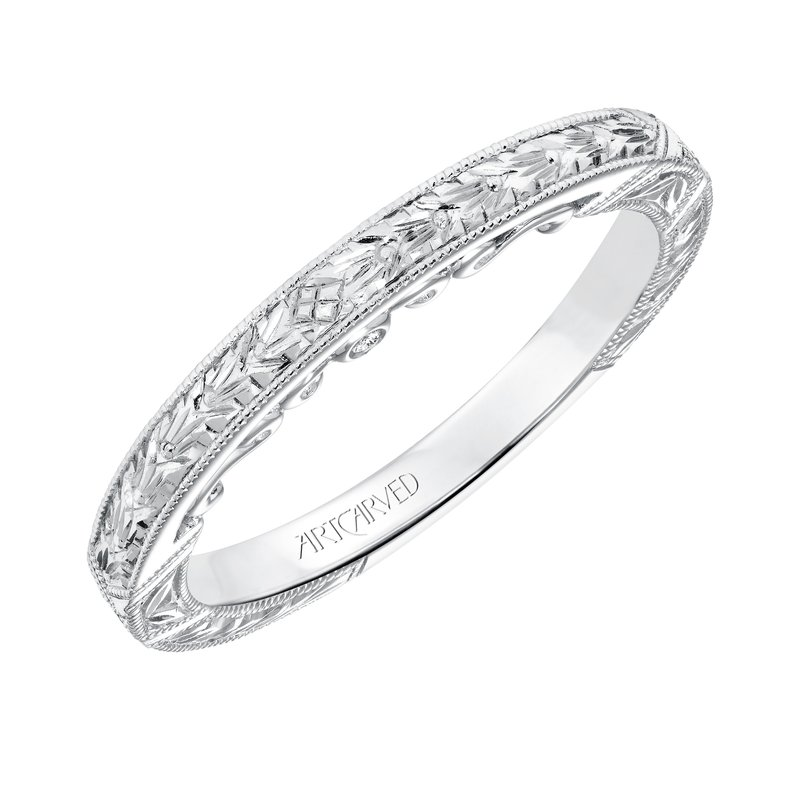 ArtCarved ArtCarved Eleanor Wedding Band