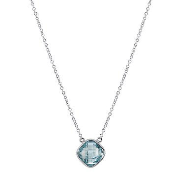 Ladies Fashion Gemstone Necklace