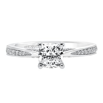ArtCarved Marci Diamond Engagement Mounting