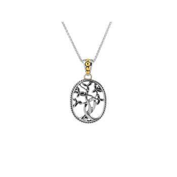 Tree of Life Pendant Small