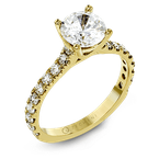 Zeghani ZR1563 ENGAGEMENT RING