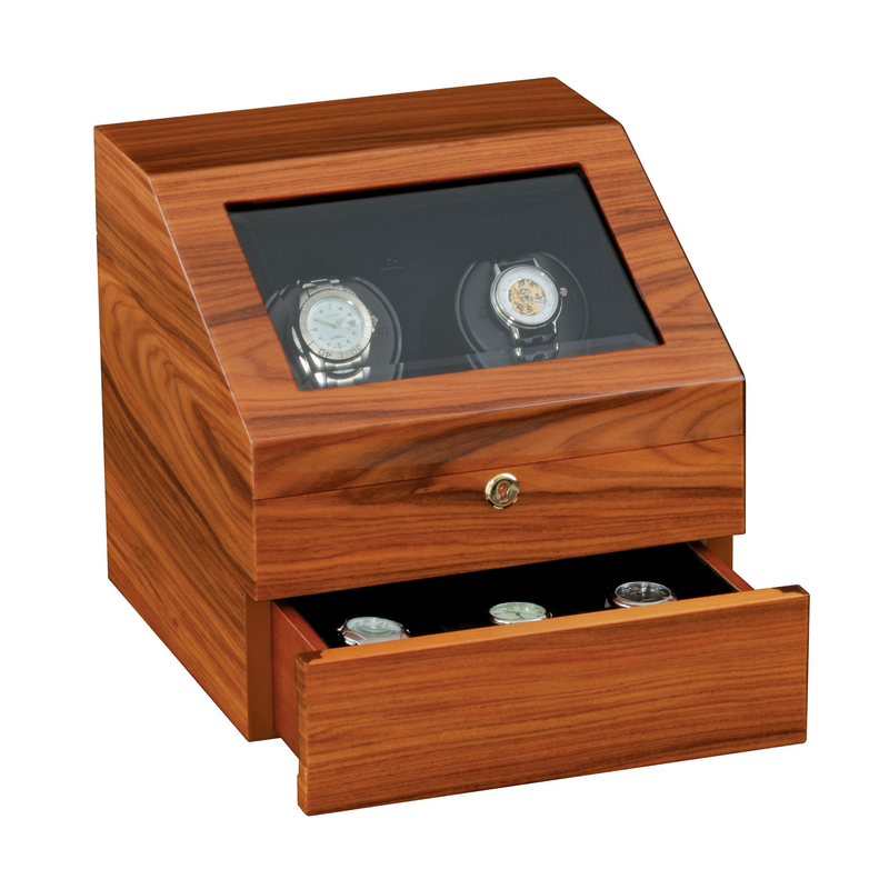 Orbita  Watch Winders SIENA 2 EXECUTIVE TEAK