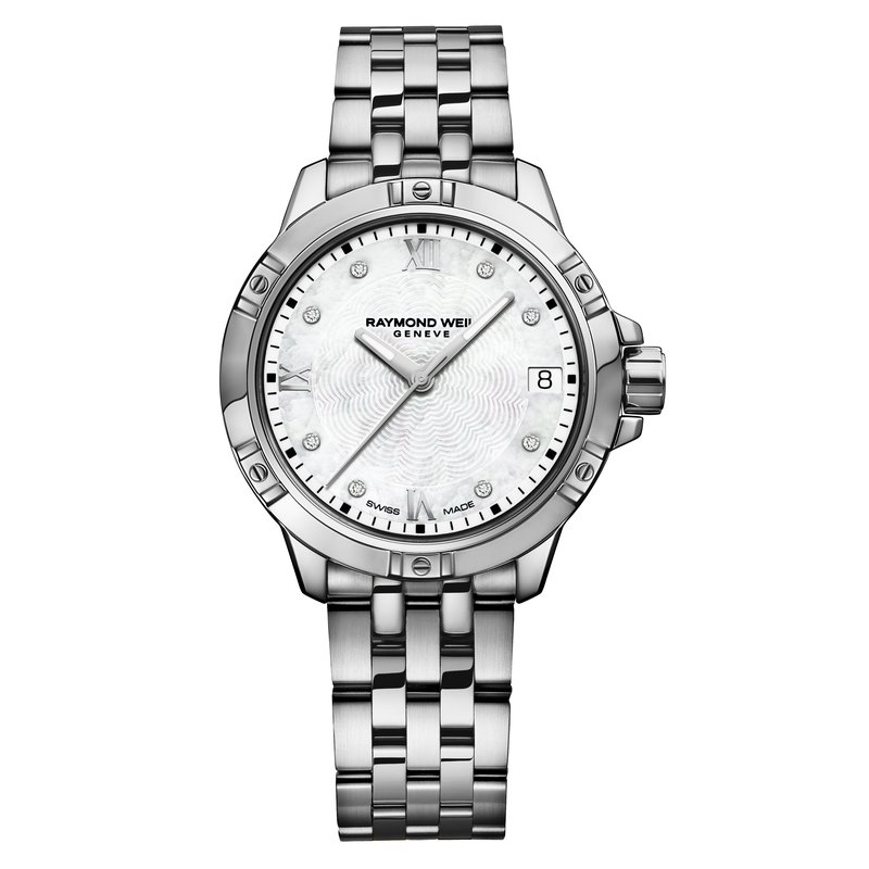 Raymond Weil Tango Ladies Quartz Watch With Diamonds