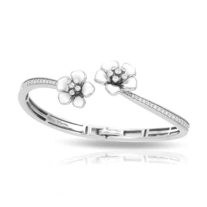Belle Etoile Forget Me Not Bangle