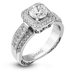 Simon G NR453 ENGAGEMENT RING