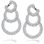 Hearts on Fire 13.84 ctw. Aurora Triple Tier Hoop Earrings