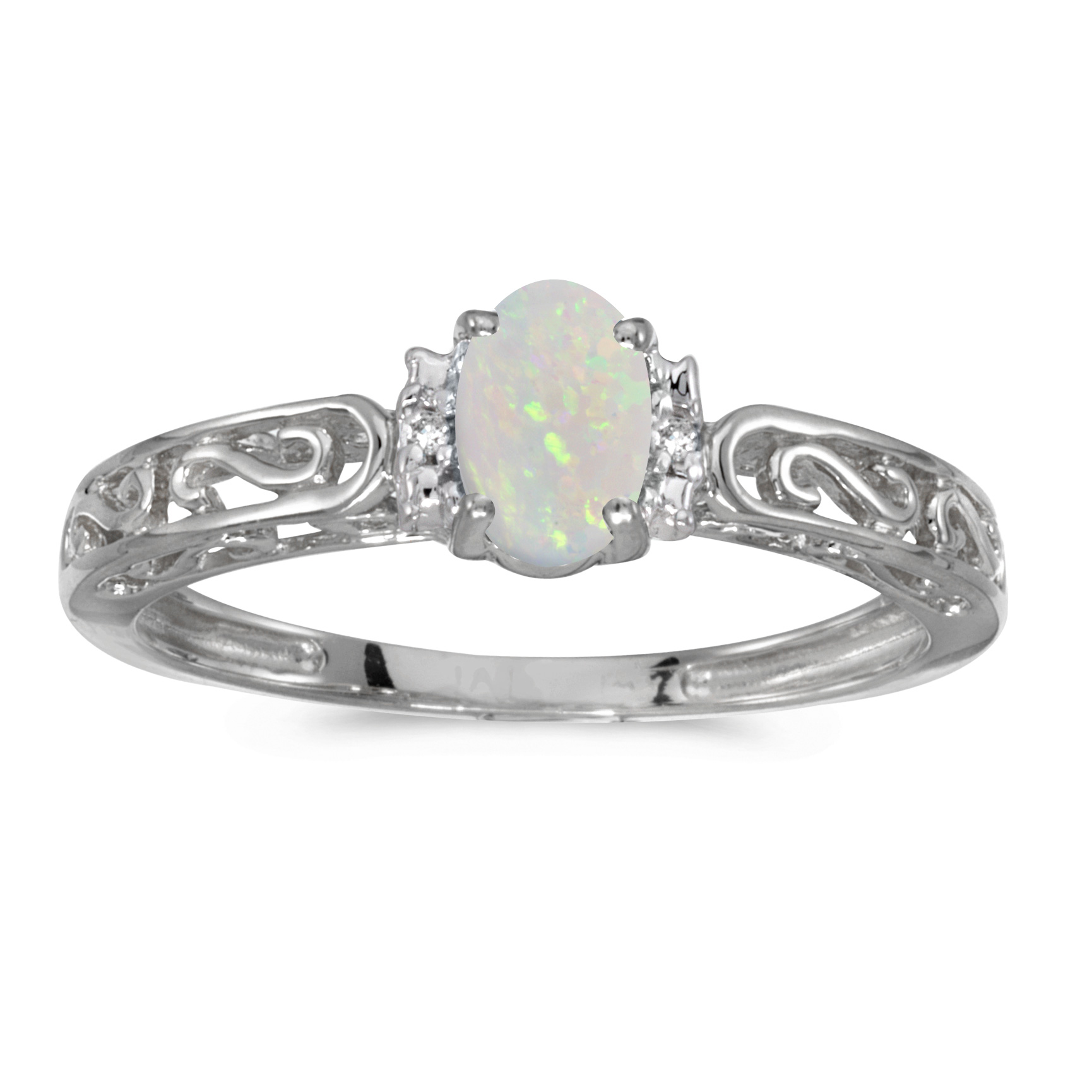 US-RBM-039 Rainbow Moonstone Silver Ring 925 Solid Sterling Silver Jewelry