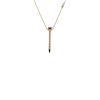 18Kt Gold Chiodo Necklace
