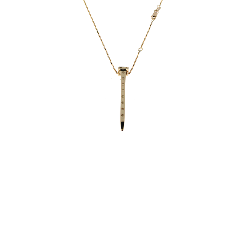 Roberto Coin 18Kt Gold Chiodo Necklace