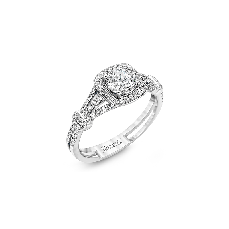 Simon G TR418-D ENGAGEMENT RING