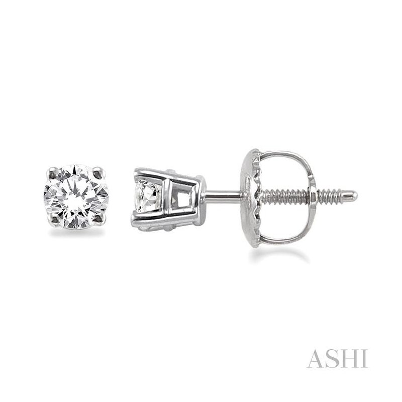 Barclay's Signature Collection stud diamond earrings