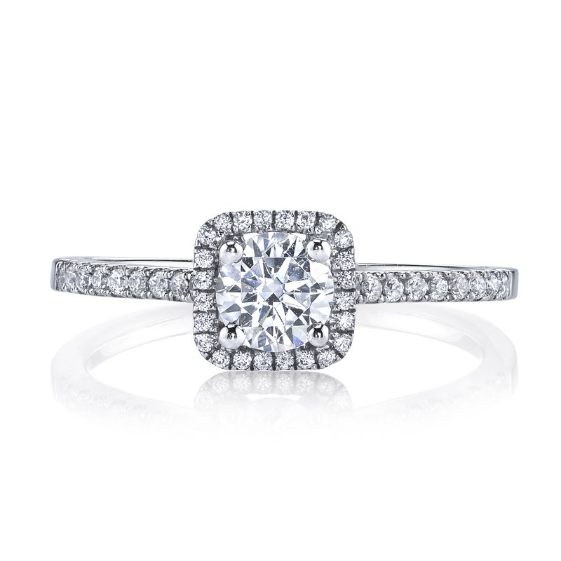 MARS Jewelry 25373 Diamond Engagement Ring 0.20 ct tw