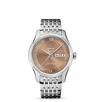 De Ville Hour Vision Omega Co-Axial Master Chronometer Annual Calendar 41 mm