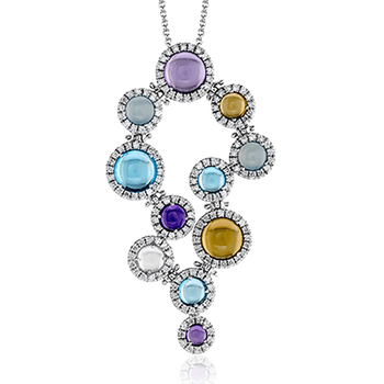 ZP410 COLOR PENDANT
