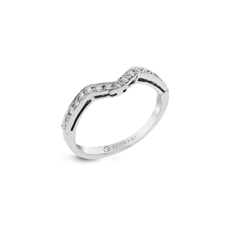 Zeghani ZR237 ENGAGEMENT RING