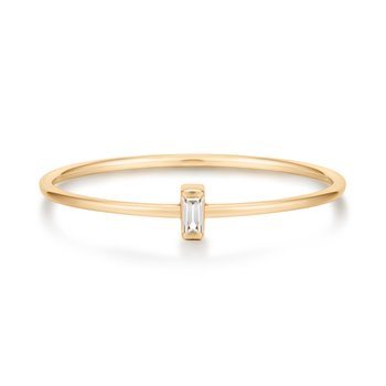 JESS | Topaz Solitaire Ring