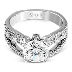 Simon G MR2690 ENGAGEMENT RING