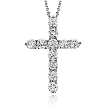 ZP795 CROSS PENDANT