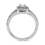 Zeghani ZR352 ENGAGEMENT RING