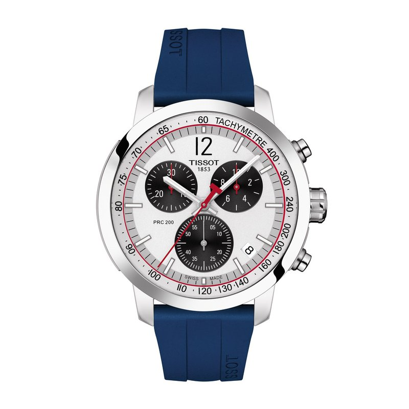 Tissot PRC 200 IIHF 2020 Special Edition