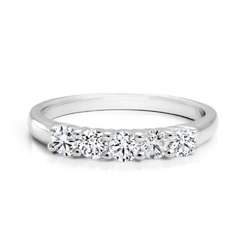 Five-Stone Diamond Ring