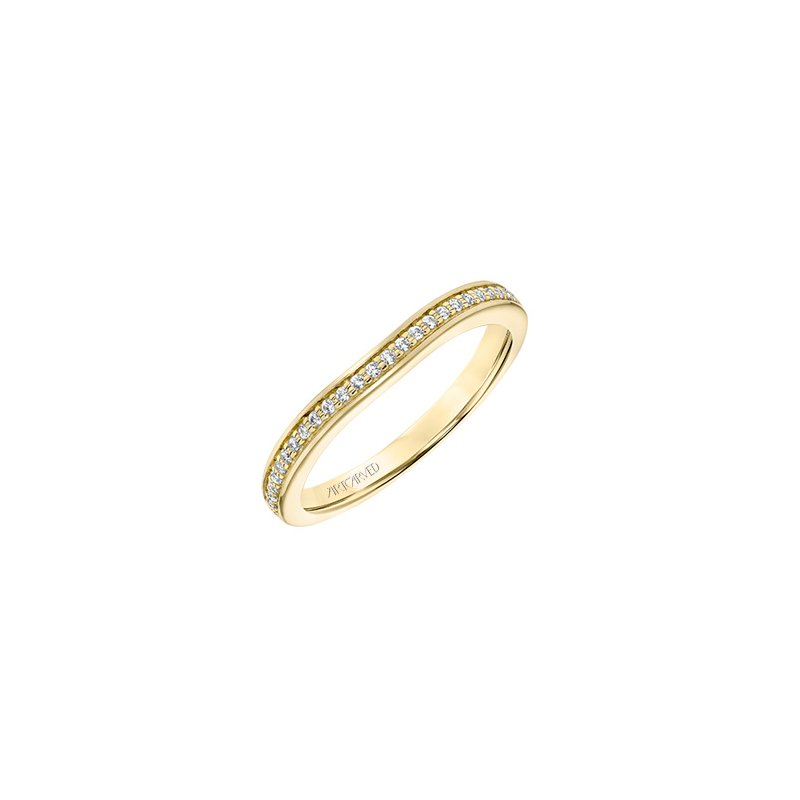 ArtCarved ArtCarved Ina Wedding Band