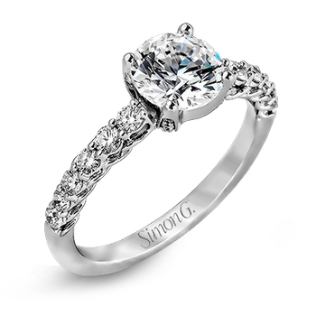 DR309 ENGAGEMENT RING