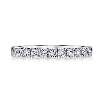 MARS MARS FRP-12 Diamond Wedding Band, 0.50 Ctw.