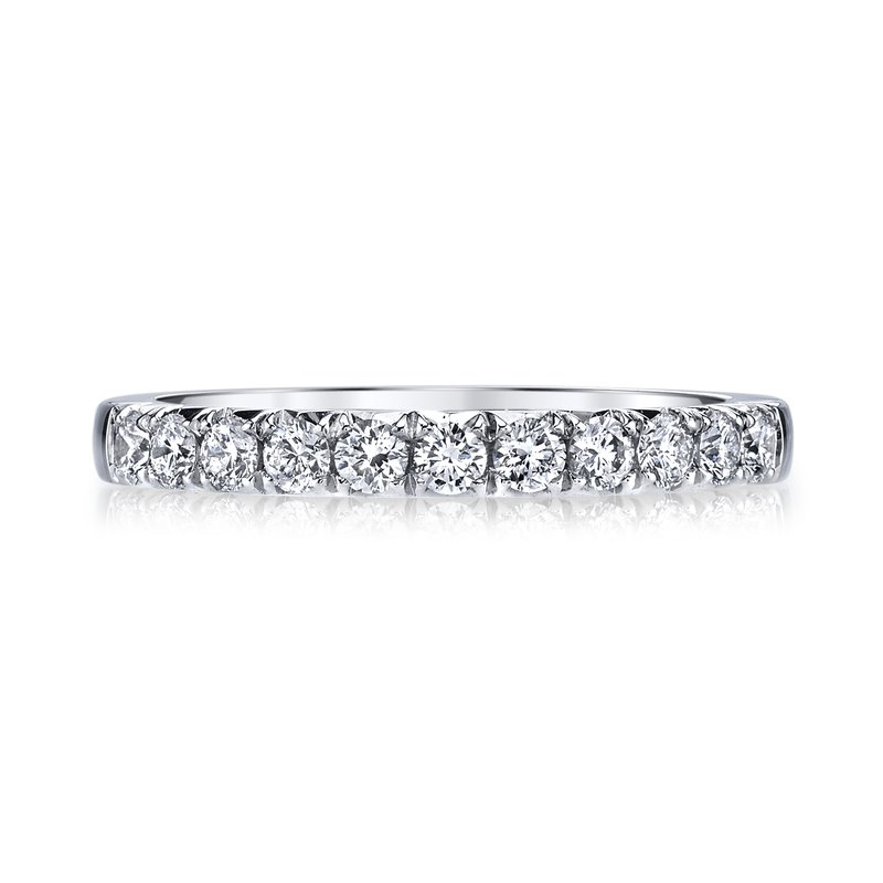 MARS Jewelry MARS MARS FRP-12 Diamond Wedding Band, 0.50 Ctw.