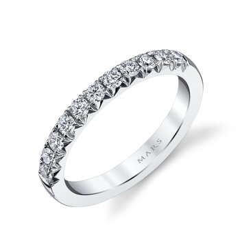 MARS Jewelry - Wedding Band FRP-12