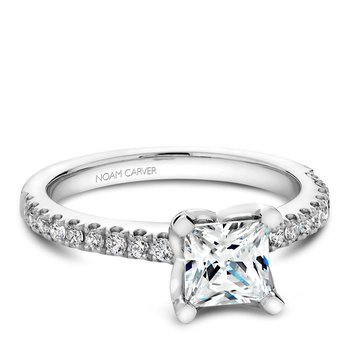Noam Carver Fancy Engagement Ring B038-01A