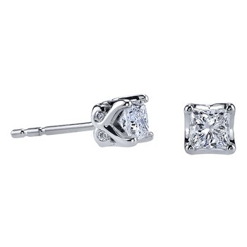 Maple Leaf Diamonds™ Tides of Love™ Earrings