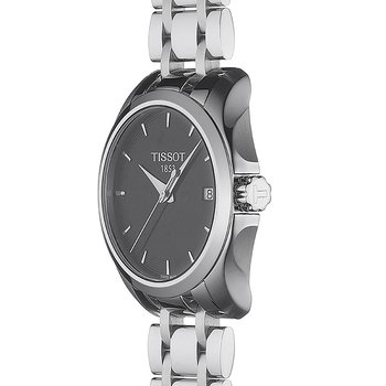 Couturier Ladies Black Quartz Trend Watch