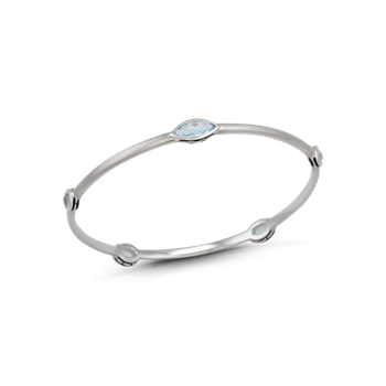 Cocktail Stax Blue Lagoon Bangle