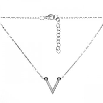 V Shaped Necklace