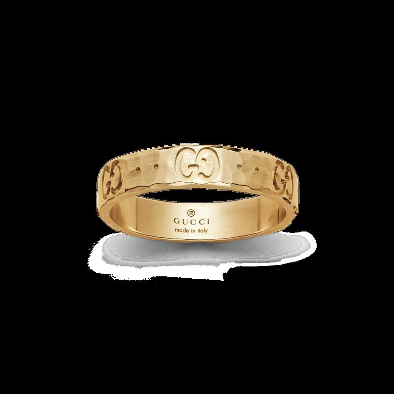 f57bcf34b La Mine d'Or: Gucci Fashion Jewelry Icon Ring
